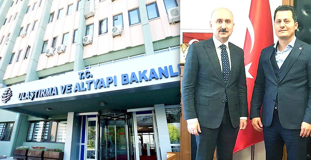Ulaştırma ve Altyapı Bakanlığına Adil Karaismailoğlu atandı