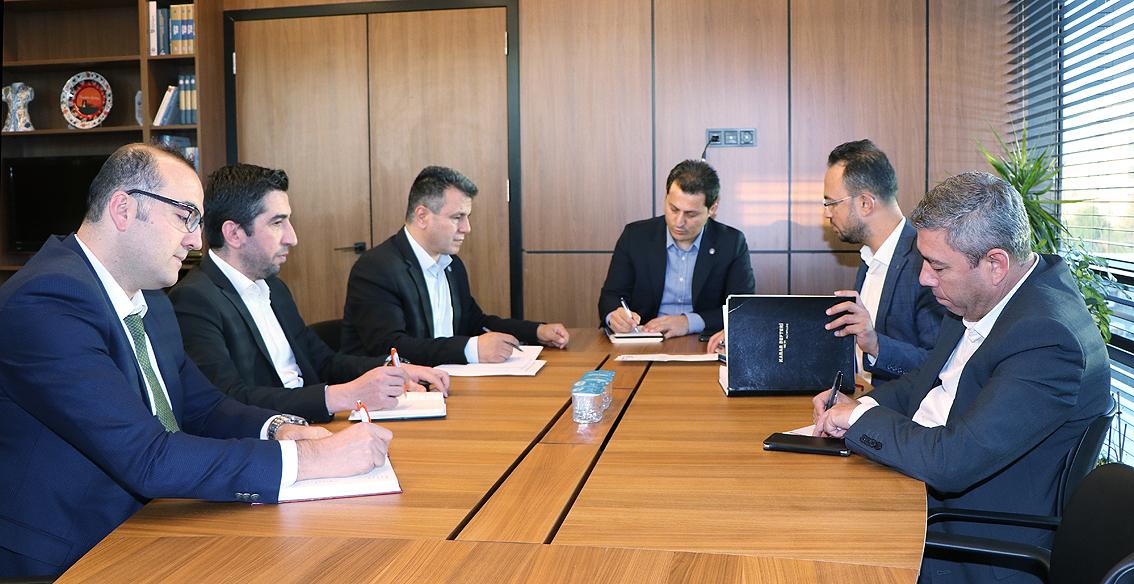 Başkanlar Kurulu sonrası istişare ve değerlendirme toplantısı