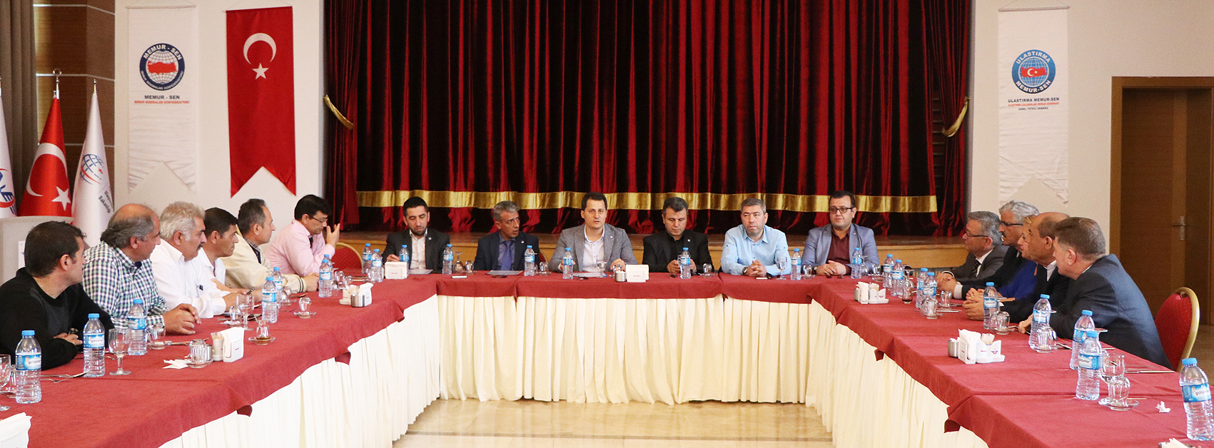 Genel Merkez Yönetimi, Engelliler Komisyonu Yönetimi ile Toplantı Yaptı