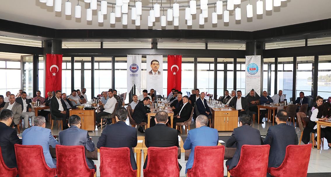 Bölgesel Teşkilat toplantılarının 8.'si İstanbul'da gerçekleştirildi