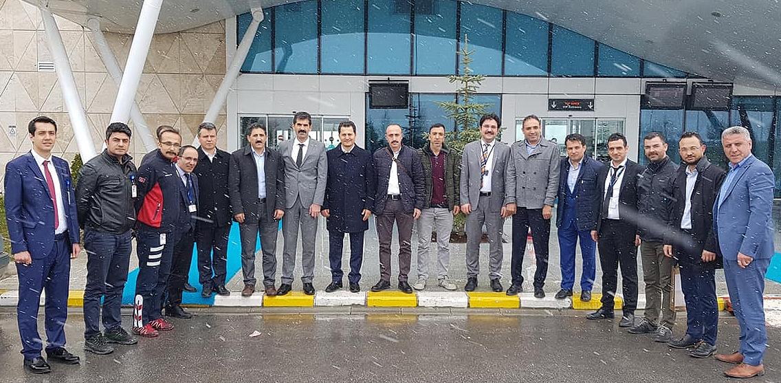 Genel Merkez'den, Sivas ve Tokat'ta İşyeri Ziyaretleri