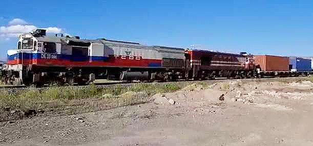 Bakü - Tiflis - Kars Demiryolunda yeni rekor