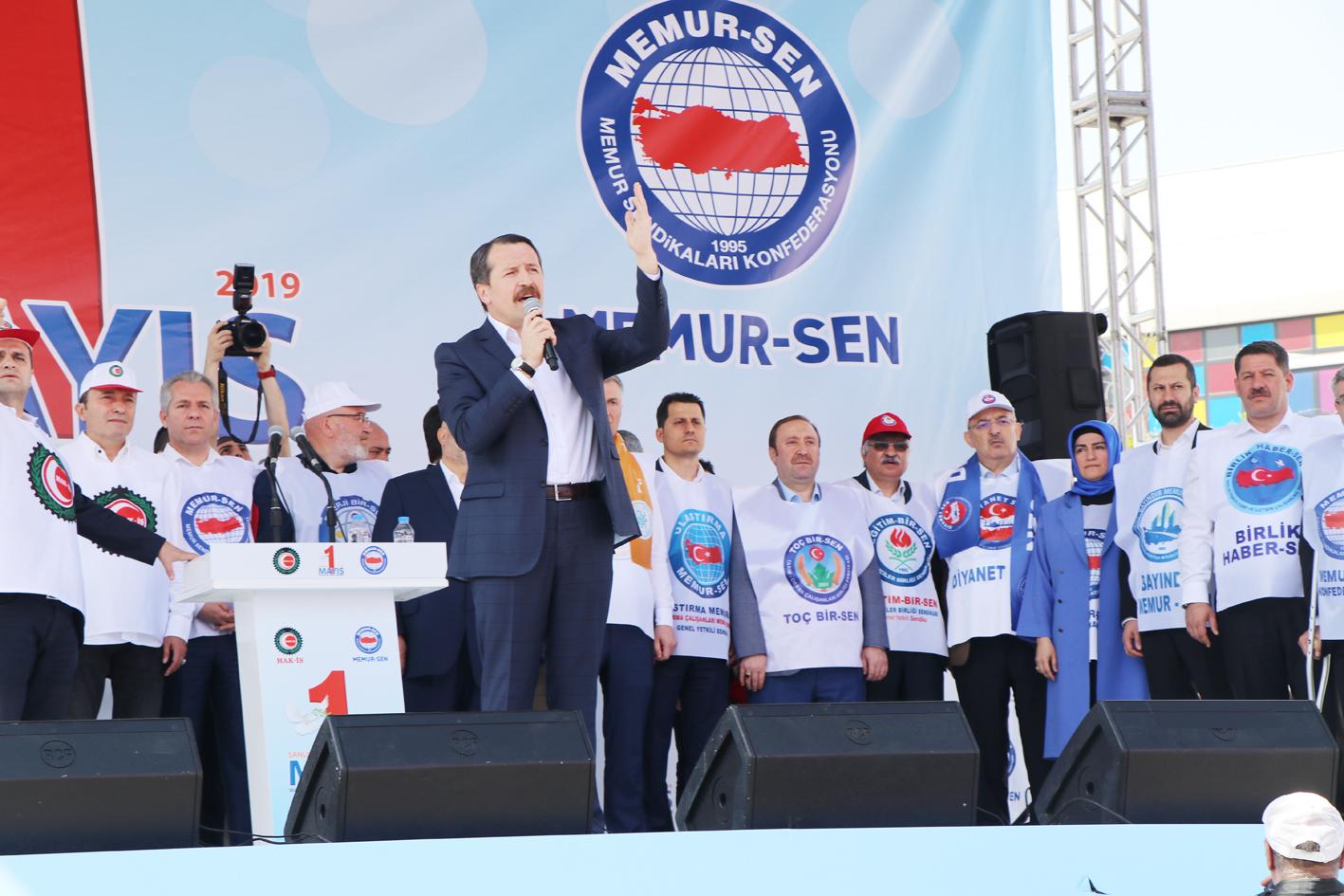 1 Mayıs'ı Şanlıurfa'da Kutladık