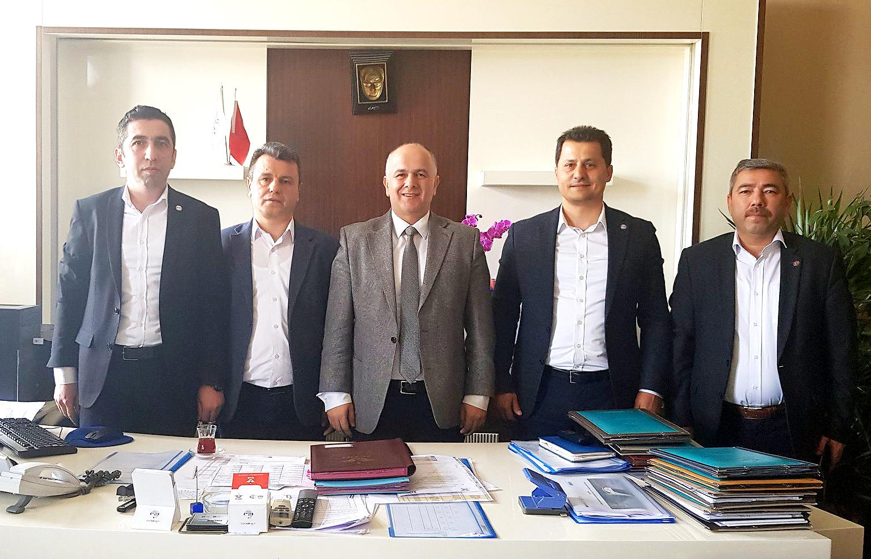 TCDD Taşımacılık A.Ş. Genel Müdürlüğüne Hasan Pezük atandı
