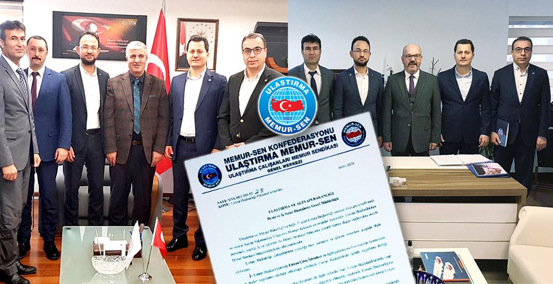 Liman Başkanlığı personelinin sorunlarına çözüm talebi