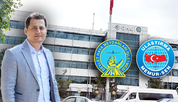 """Genel Başkan Çalışkan; DHMİ'de """"Tamamlayıcı Sağlık Sigortası"""" çalışmalarını yakından takip ediyoruz"""