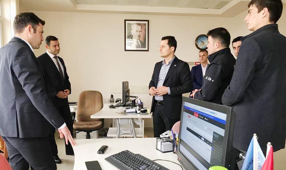 Genel Başkan Çalışkan, Uşak, Balıkesir, Manisa ve İzmir'de İşyerlerini ziyaret etti